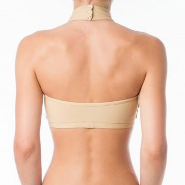 Lisette - Sport Halter Top Nude