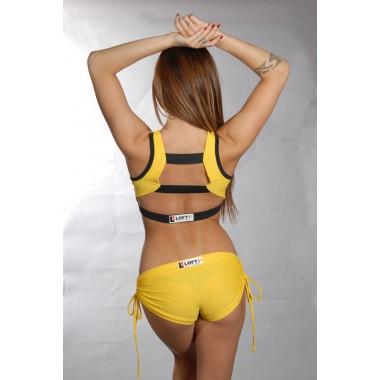 Loft1 Short Gelb