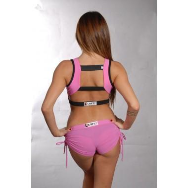 LOFT1 Top Pink