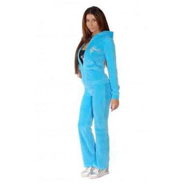 Pole Diva Trainer blau