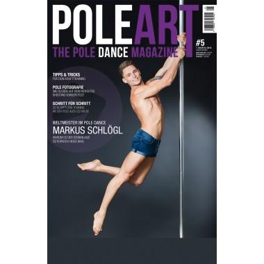 Pole Art Magazine Januar